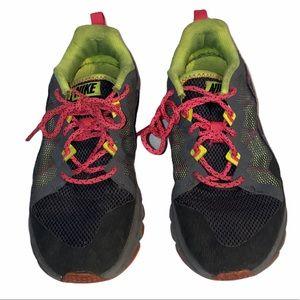 Nike 5 Y MAK gray/ Pink/ Neon Sneakers